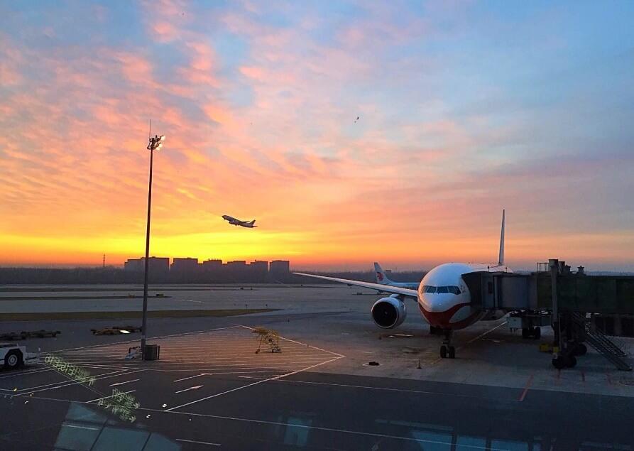 首都国际机场旅客吞吐量目前全球第二