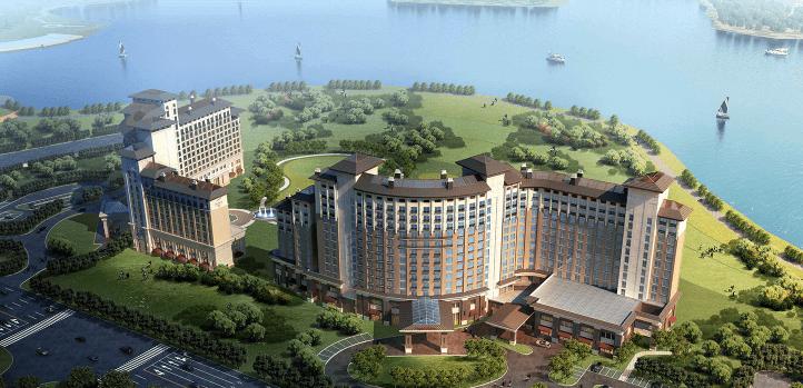 南昌万达城国际酒店群