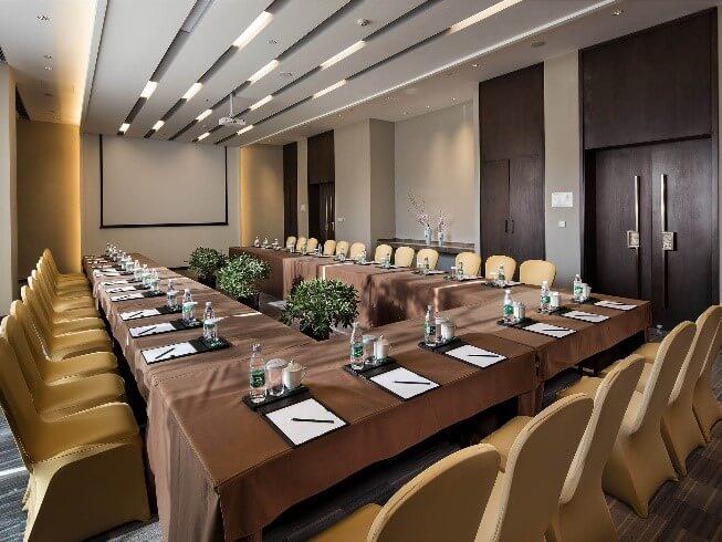 宴会厅和会议室等公共区域