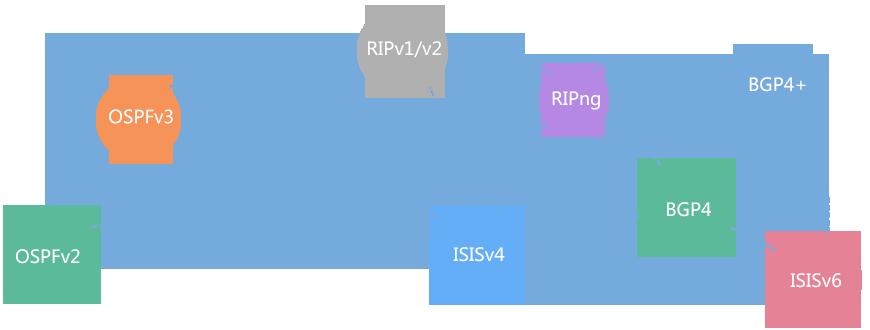 寮哄ぇ璺��辫�藉��锛�婊¤冻IPv4/IPv6缃�缁���姹�