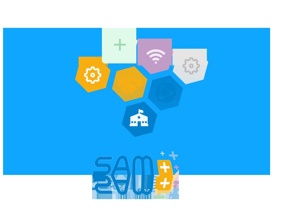 SAM+从容应对运营管理挑战