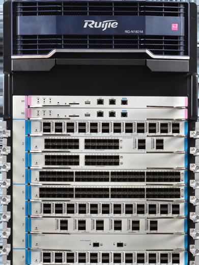 Newton 18000 云架构网络核心交换机-锐捷无线网络交换机