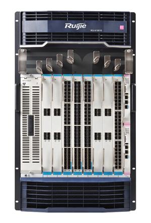 Newton 18000 云架构网络核心交换机