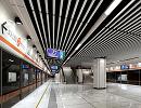 锐捷无线节省1/3AP解决长沙地铁站厅高密度接入问题