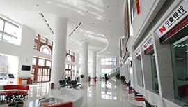宁夏银行骨干网改造项目