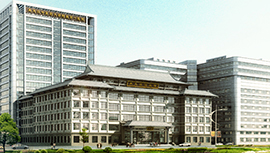 黑龙江中医药大学附属第一医院数字化医院网络建设