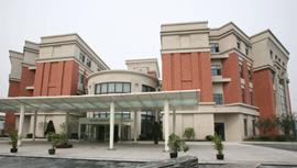 上海华山医院,有线无线一体化的网络拓扑管理模式