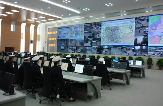 锐捷网络为贵阳数字城管保驾护航