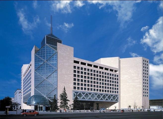 中国银行总行大楼WLAN应用案例