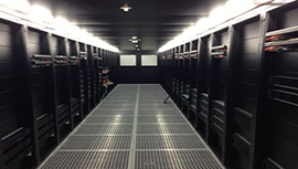 万兆交换机全面服务金山云各数据中心