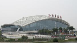 呼和浩特白塔国际机场办公网高效运营