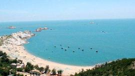 ��南国蓬莱 妈祖祖庙������湄洲岛无线景区建设