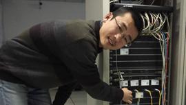 沈阳理工大学——0故障率的网络心脏