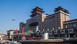 北京西站无线覆盖