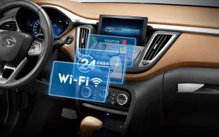 车载Wi-Fi解决方案