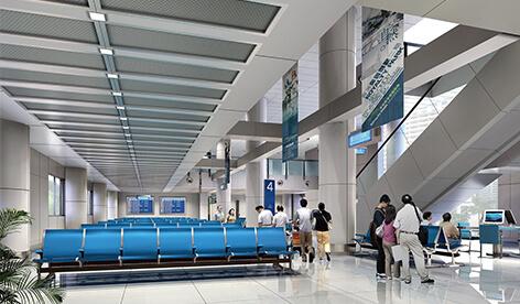 机场旅客上网解决方案