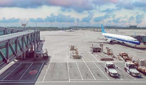 机场地勤调度网解决方案