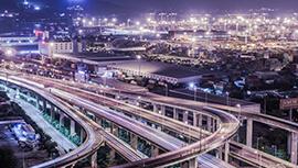 交通部高速公路光纤联网