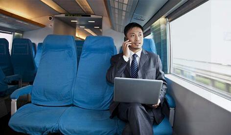 高铁列车旅客无线上网运营解决方案