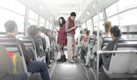 公交大巴乘客无线上网运营解决方案