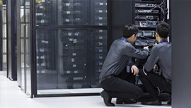 优化业务架构,确保可靠运行 ——中国福彩中心双活数据中心建设