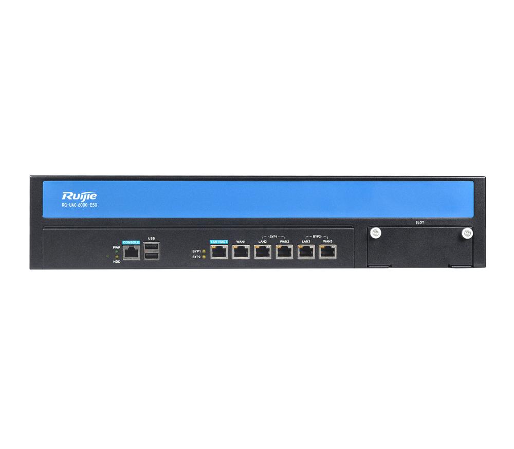 RG-UAC6000系列统一上网行为管理与审计系统