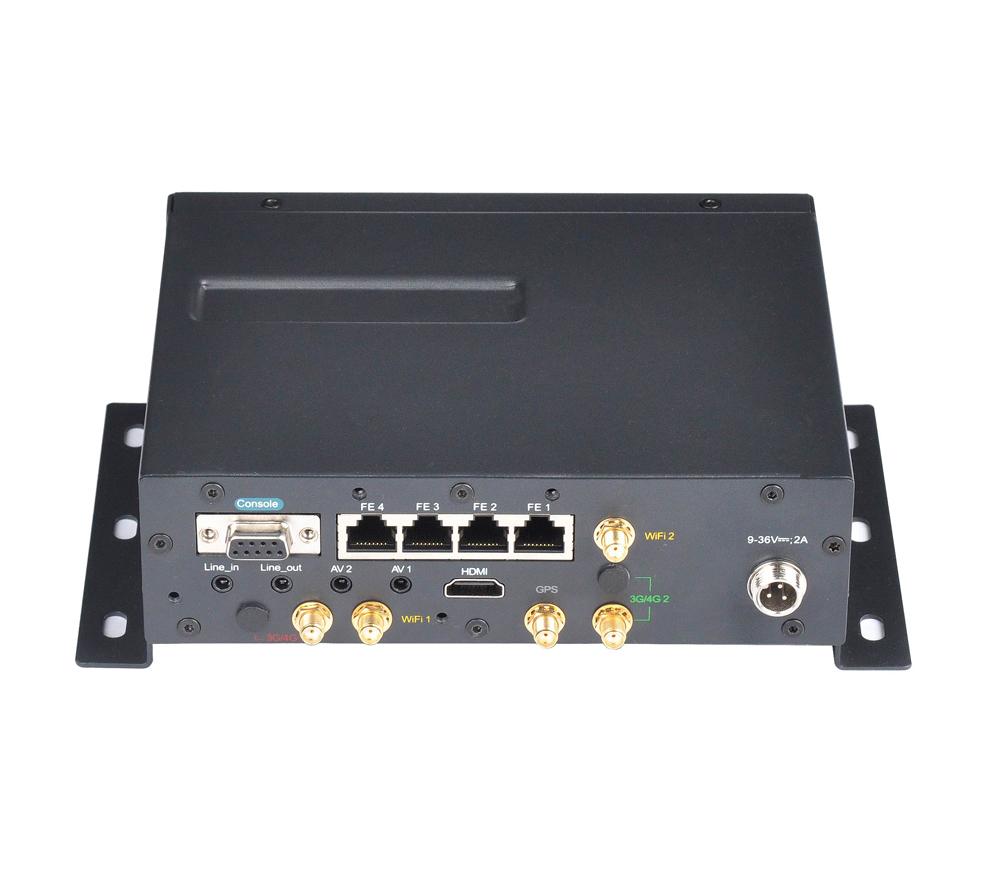 RG-MTFi无线车载WiFi设备
