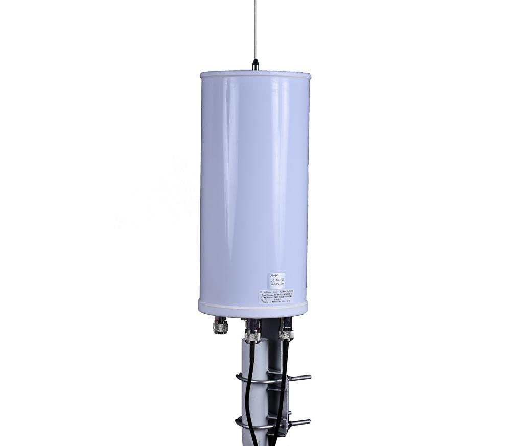 RG-ANTx2-2400&5800(O)圆桶全向天線