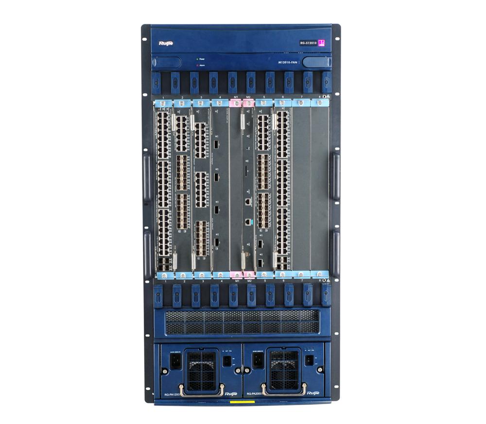 RG-S12000系列数据中心与云计算武松娱乐