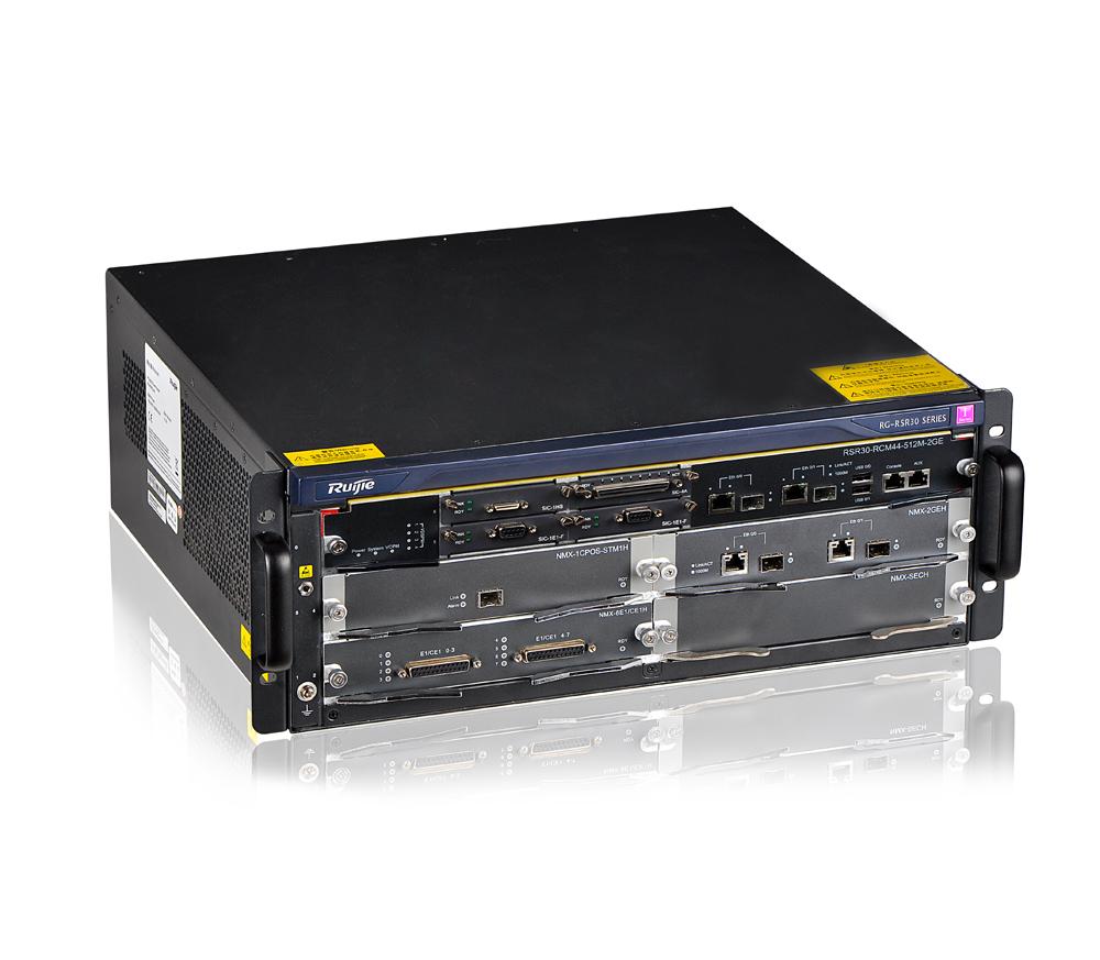 RG-RSR30系列可信多业务路由器