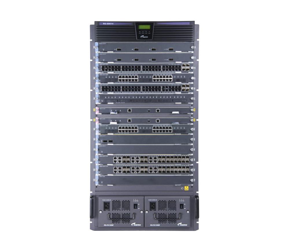 RG-S8600系列高密度多业务IPv6核心路由交换机