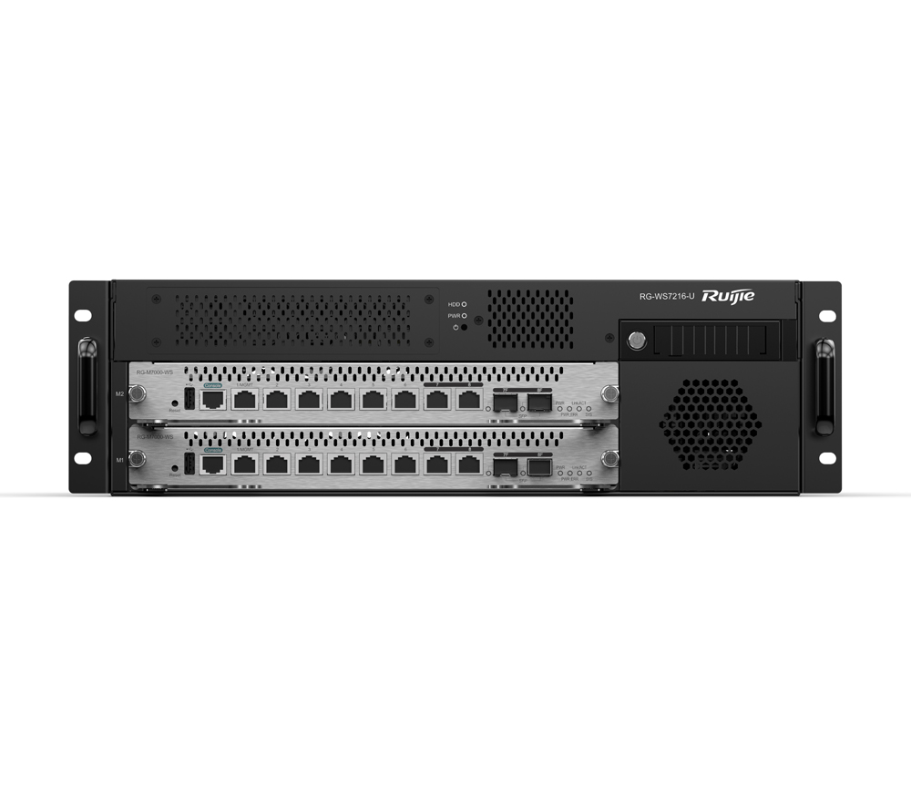 RG-WS7216-U多业务无线控制器