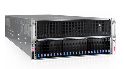 RG-UDS-Serv 4000G25新一代四路机架式服务器