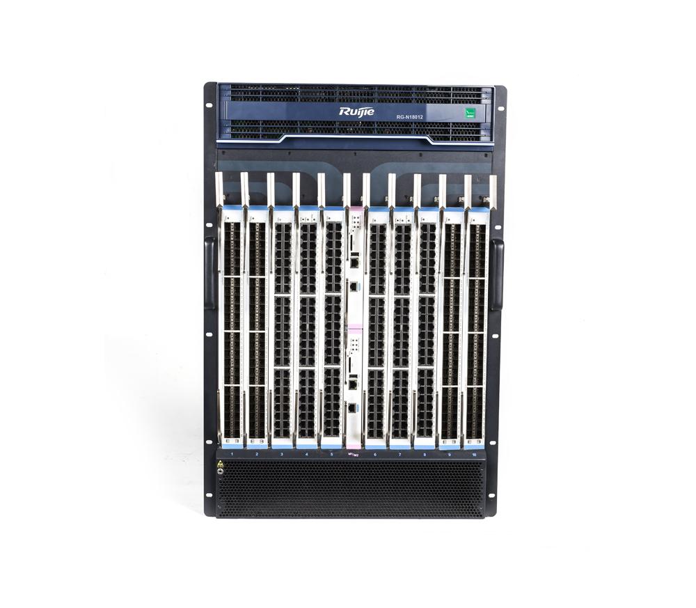 RG-N18000(Newton牛顿)系列云架构网络焦點交換機