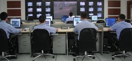 锐捷路由器支撑宁波市交巡警平台建设